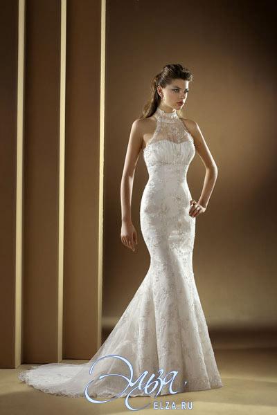 Хмельницкий рынок: Образец свадебного платья №4
