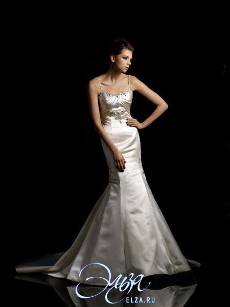 Хмельницкий рынок: Образец свадебного платья №5
